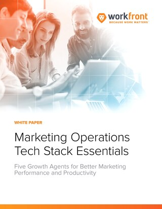 Marketing Operations Tech Stack Essentials