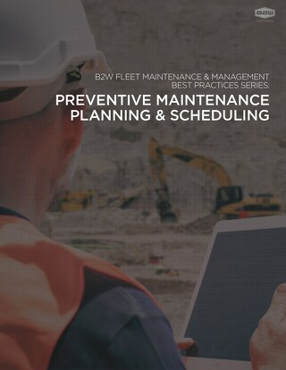 B2W Maintenance Practices 4