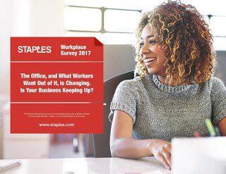 2017 Staples Workplace Survey