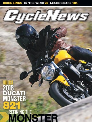 Cycle News Issue 44 November 7, 2017