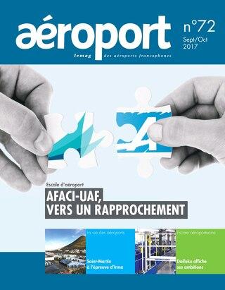 aéroport le mag#72 - Dossier AFACI