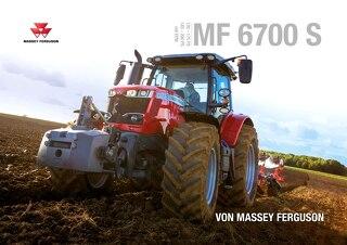 MF 6700 S Prospekt - DE