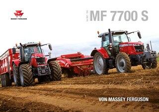 MF 7700 S Prospekt - DE