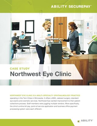 Success Story: Northwest Eye Clinic
