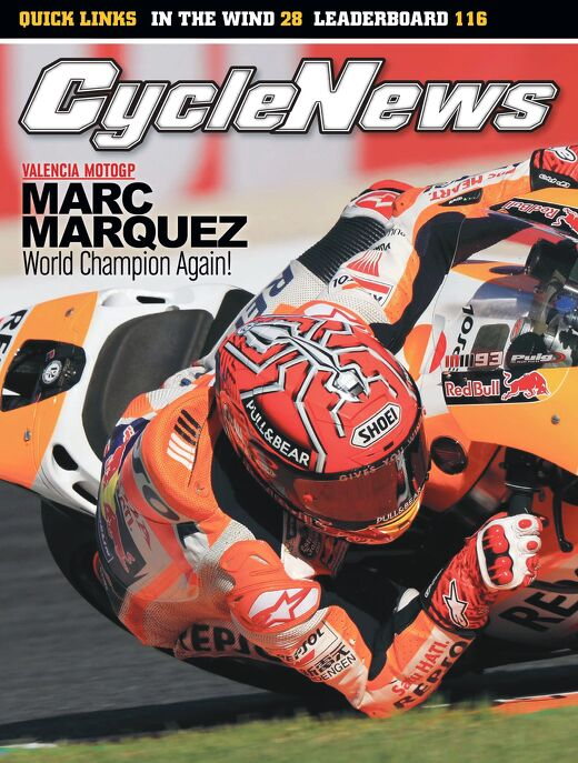 Cycle News Issue 45 November 14, 2017