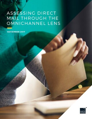 Assessing Direct Mail through the Omnichannel Lens