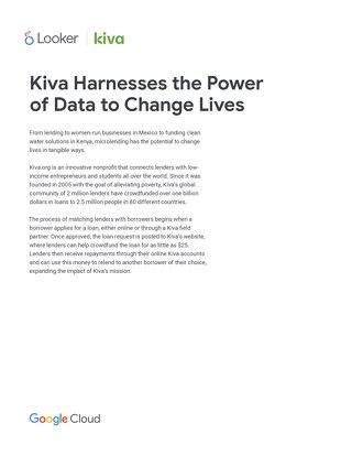 Kiva Case Study