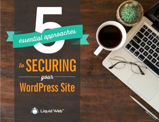 Five Essential Approaches to Securing Your WordPress Sites