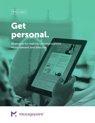Get Personal With Your Customer Communications