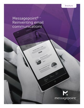 Email Communications by Messagepoint