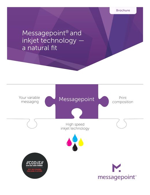 Messagepoint and Inkjet Technology