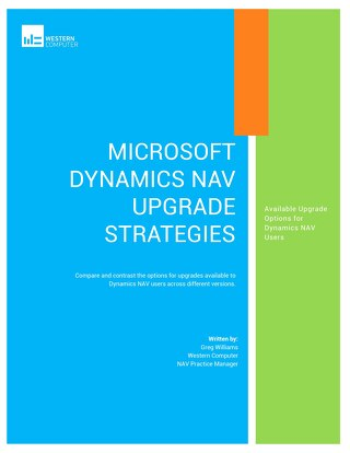 Microsoft Dynamics NAV Upgrade Strategies