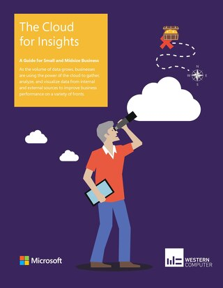 Insights in the Cloud