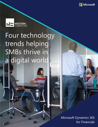 4 Technology Trends Helping SMBs Thrive in a Digital World