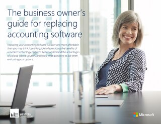 Business Owner's Guide to Replacing Accounting Software