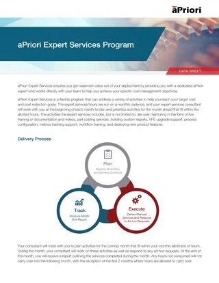 aPriori-Expert-Services-DS