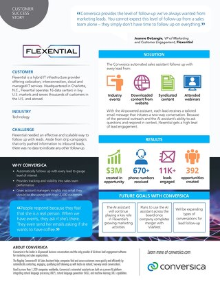 Flexential Customer Success Story