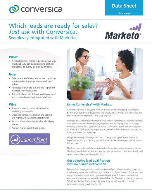 Marketo Integration