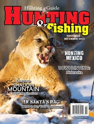 Nov./Dec. Dakota Hunting Guide
