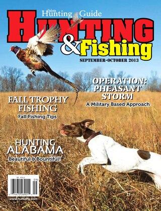 Sept./Oct. Dakota Hunting Guide