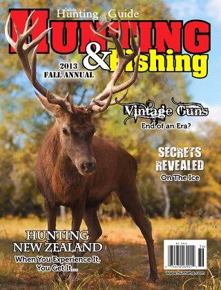 Fall Annual Dakota Hunting Guide