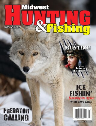 Jan./Feb. Midwest Hunting & Fishing Magazine