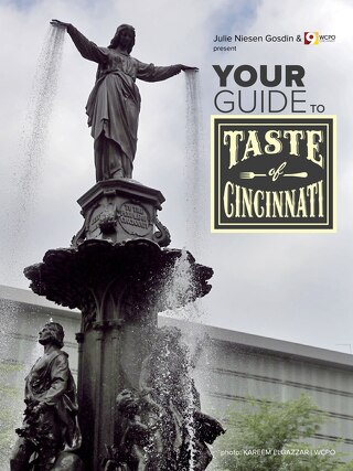 Your Guide to Taste of Cincinnati 2014