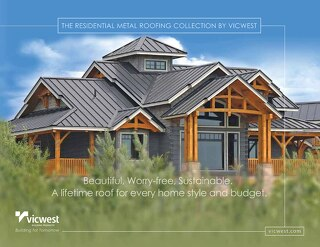 Vicwest Metal Roofing