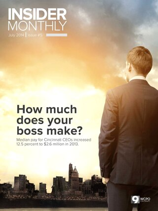 Insider Monthly - July 2014