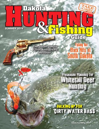 Summer 2014 Dakota Hunting & Fishing Guide