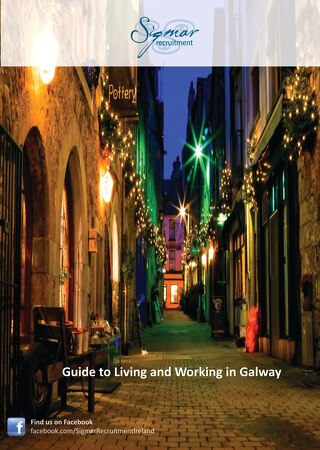Galway - Living and Working Guide 2014