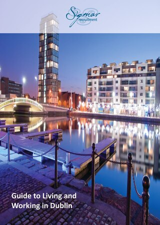 Dublin - Living and Working Guide 2014
