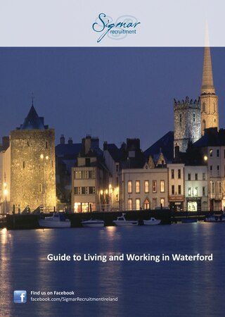 Waterford - Living and Working Guide 2014