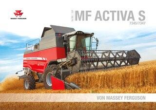 MF Activa S Broschüren - DE