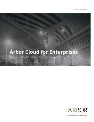 Arbor Cloud for Enterprises