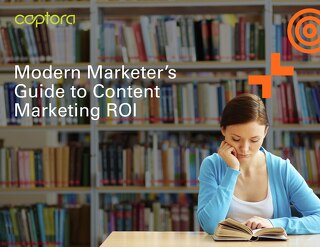 Modern Marketer's Guide to Content ROI
