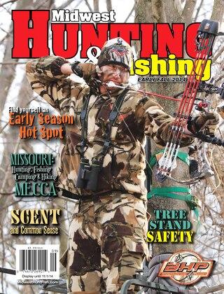 Early Fall 2014 Midewst Hunting & Fishing Magazine