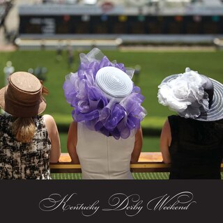 Kentucky Derby Weekend Photobook