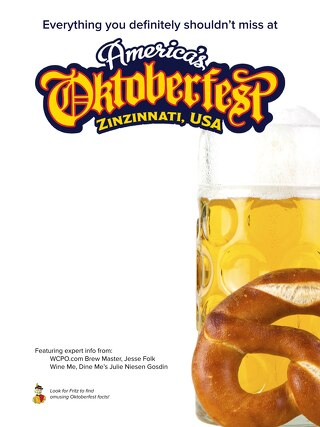 Everything you definitely shouldn't miss at Oktoberfest Zinzinnati 2014