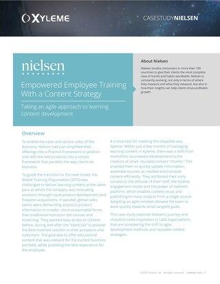 Case Study: Nielsen