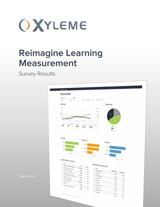 Reimagine Learning Measurement