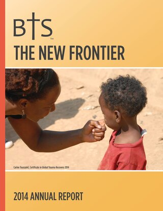 BTS 2014 Annual Report