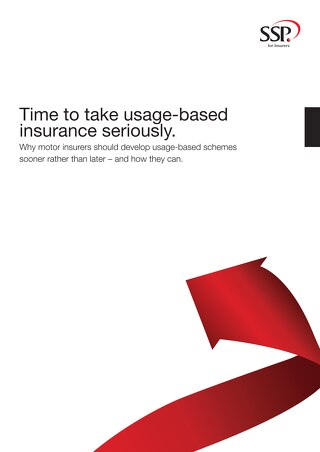 Time to Take Usage-Based Insurance Seriously - White Paper