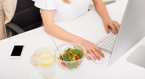 Healthy Habits: Easy (and Healthy!) Lunches to Take to Work