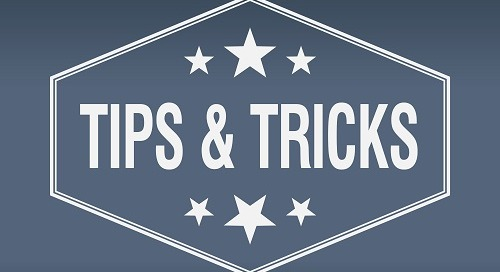 Latitude Tips & Tricks for Manufacturing and Production Tools