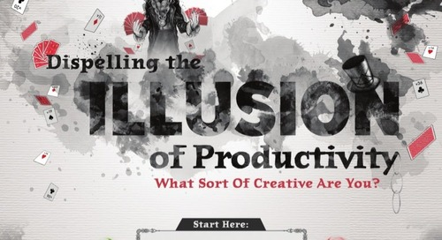 Infographic: What Sort of Creative Are You?