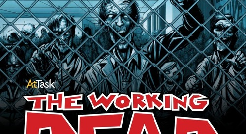 Infographic: The Working Dead
