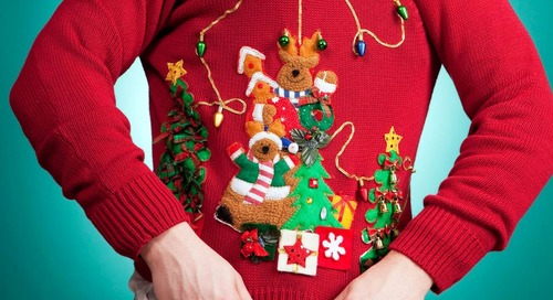 No Bah-Humbug Here! 5 Festive Ways to Celebrate at Work This Season