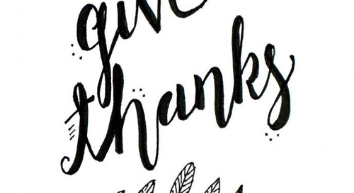 5 Quick & Easy Ways to Give Thanks