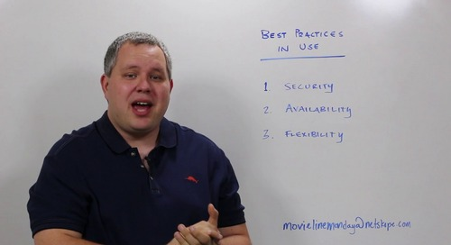 Movie Line Monday - Best Practices in Building Cloud Security Products